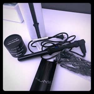 nuMe professional curling wand